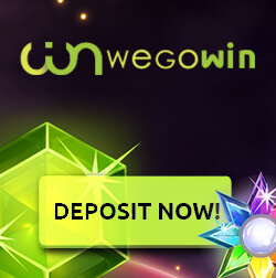 100 Free Spins and a 500 Euro Welcome Bonus at Wegowin Casino